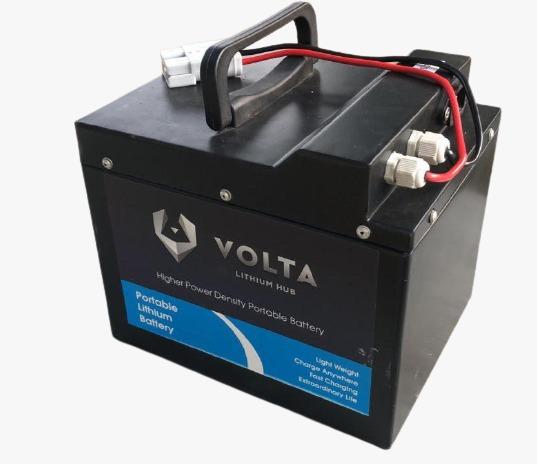 48V 20AH/24AH/28Ah/30AH Lithium Ion Battery for Hero Flash, Hero NYX, Hero Optima, Tunwal, Yo Bikes